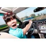 Preços de aula para habilitado com medo de dirigir no Socorro