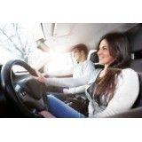 Aula de volante para habilitados com medo de dirigir no M'Boi Mirim