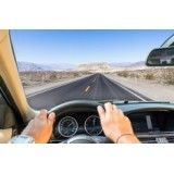 Preços de aula de volante para habilitado  na Lapa