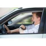 Valor de aula de volante para habilitados no Jabaquara